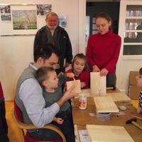 Programajánló - Madárbarát kert program a Felnémeti Civil Házban