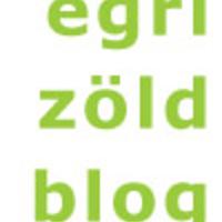 Indul az egri zöld blog