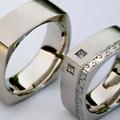 Szögletes karikagyűrű