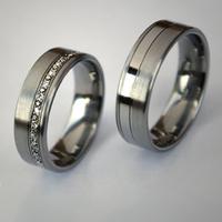 Titán gyűrű készítés