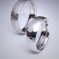 Kalapált karikagyűrű