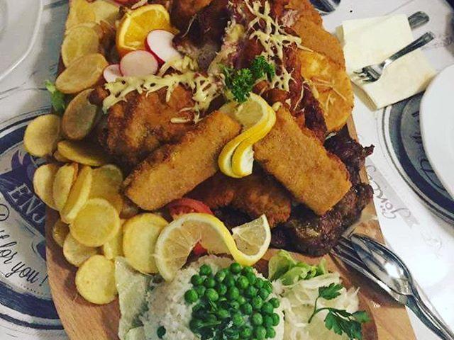 #goodfood #restaurant #gönczyétterem #újpest #partyfood
