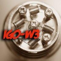 MTL drip: IGO W3