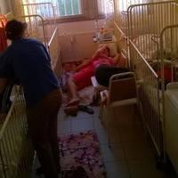 Őrület, mit csinált anyád a Mekiben tegnap