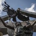 Mária országa - Véletlenül kiderült, ki áll a Szabadság téri förmedvény mögött