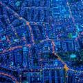 5 nagyváros madártávlatból