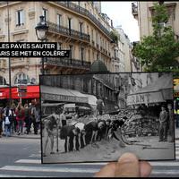 Párizs a '40-es években és ma