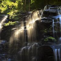 Néhány gyönyörű vízesés