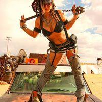 Szexi Mad Max lányok a való életben