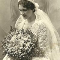 12 gyönyörű fotó 100 éves menyasszonyokról