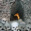 3 horrorisztikus templom emberi csontokból