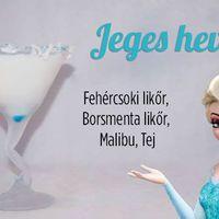 18 hűsítő nyári koktél Disney-hercegnőknek