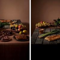 Jómódúak és szegények terített asztalai