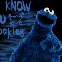 Cookie Monster és az alma