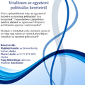Egyetem és politika - Vitafórum az egyetemi politizálás kereteiről - ELTE BTK