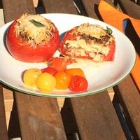 Töltött paradicsom - kifordított lasagne