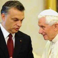 Orbán a fasiszta Vatikán nagykövete