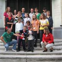 Felsőzsolcai gyerekek üdülnek a pestszentlőrinci evangélikusoknál
