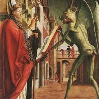 Gyűlölködő Szent Ambrus (kb. 330-397)