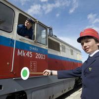 A MÁV Széchenyi-hegyi Gyermekvasút bekerült a Guinness Rekordok Könyvébe