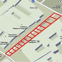 Útépítés: Szentháromság utca lezárása