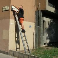 Pótolják az utcanév táblákat