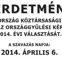 Rájuk szavazhatunk április 6-án