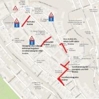 Ismét jelezzük: forgalmi változás június 30-tól a Budai várban