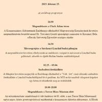 Február 25: A Kommunizmus Áldozatainak Emléknapja