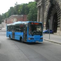 Felújított Ikarus 405 típusú busz állt forgalomba a 16-os vonalán
