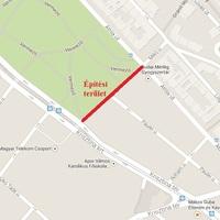 Tájékoztató a Mikó utca útépítés munkálatairól