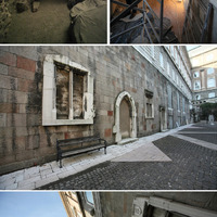 Középkori világ nyílik a palota alatt