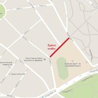 Tájékoztató a Czakó utca útépítés munkálatairól