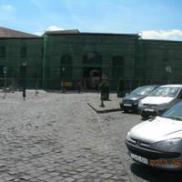 Megkezdték a Dísz téri Honvéd Főparancsnokság épületének felújítását.