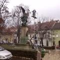 Megszépül a Dísz téri Honvéd-szobor is
