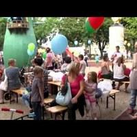 Videó a Pom Pom játszótér átadásáról