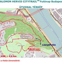 Programajánló: Salomon Hervis Citytrail futónap Budapest