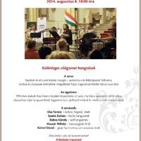 Programajánló: Etnofon koncert