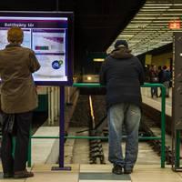 Új utastájékoztató vitrinek a HÉV állomásokon