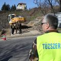 Ismét bombát találtak az Alsóhegy utca környékén