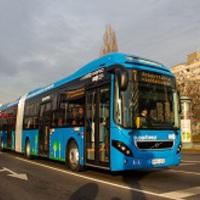 Újabb hibrid, dízel és gázbuszok állnak forgalomba Budapesten