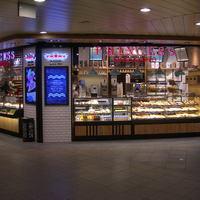 A Batthyány téri aluljáróban megnyílt a Princess Bakery & Bistro.