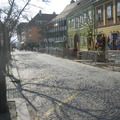 Képriport - A vári útfelújítás képei 4 (Hess A. tér, Fortuna u.)
