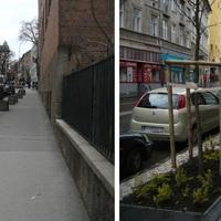 Olvasóink kérésére: Így épült a Mészáros utcai fasor (képriport)