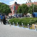A jövő héttől új helyszínen, ismét üzemel a Batthyány téri BUBI állomás