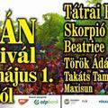 Programajánló:  2014. május 1-én újra Tabán Fesztivál
