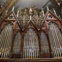 Újra szól a budapesti Mátyás-templom orgonája