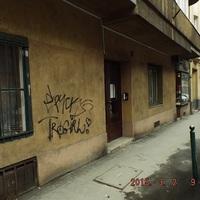Tavaszi graffitimentesítés