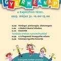 Gyermeknap a Kapisztrán téren