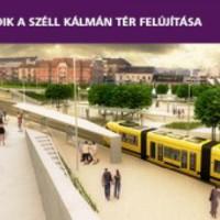 Kezdődik a Széll Kálmán tér felújítása